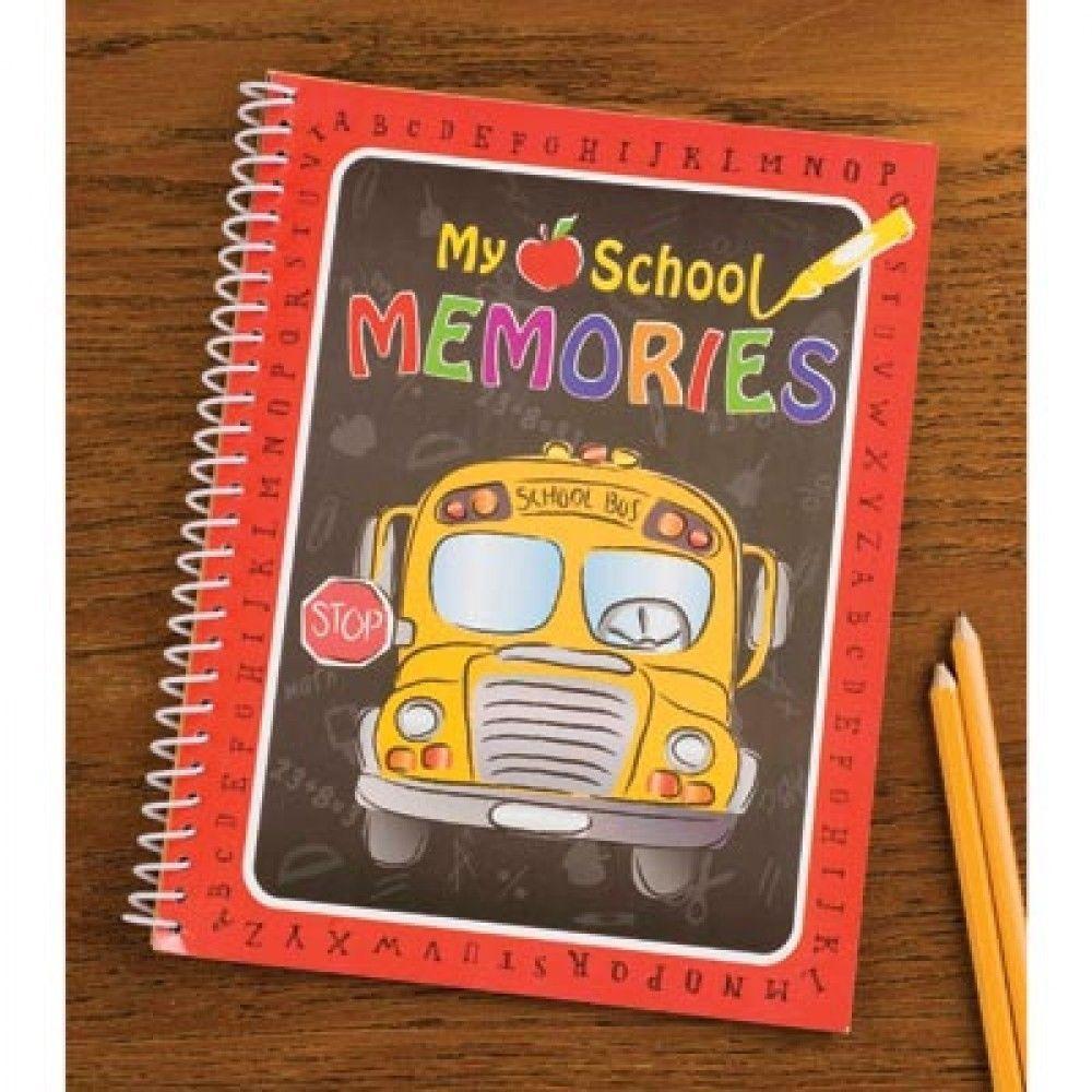 Best 25 School Memory Books Ideas On Pinterest School