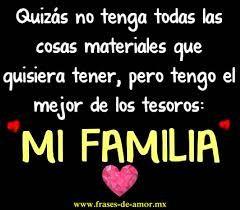 Frasesamor Frases De Amor Para Mi Familia Unida