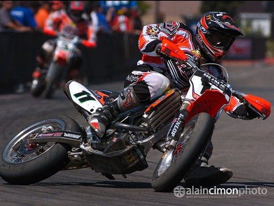 Dirt Bike With Street Racing Tires Sick Dirtbike Racing