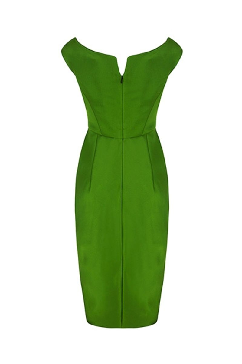 Suzannah tulip cocktail dress in absinthe back view beautifully suzannah tulip cocktail dress in absinthe back view beautifully tailored cocktail dress in ombrellifo Image collections