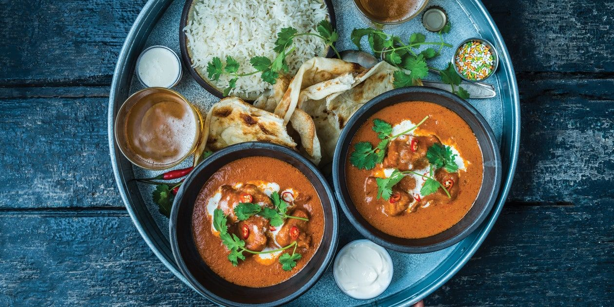Indian Butter Chicken Curry Recipe Epicurious Recipe In 2020 Butter Chicken Recipes Butter Chicken Curry