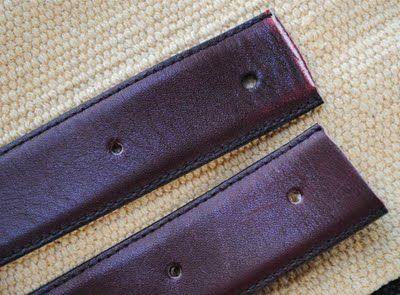 how to make a strap for a purse