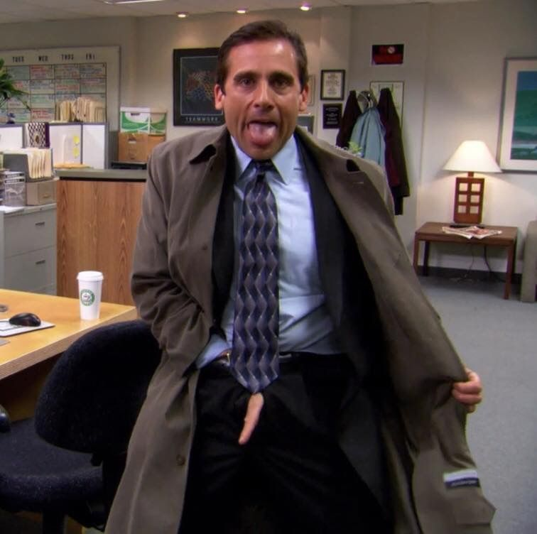 Michael G Michael Scott The Office