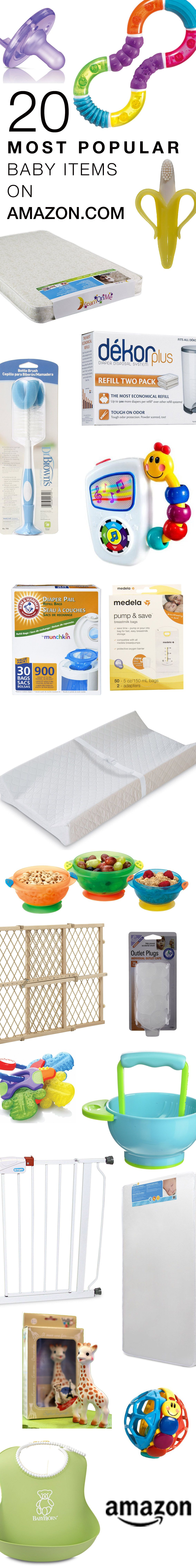 20 most popular baby items on amazon plenty of baby shower 20 most popular baby items on amazon plenty of baby shower gift ideas gender neutral nursery items new and educational baby toys and more ideas negle Choice Image