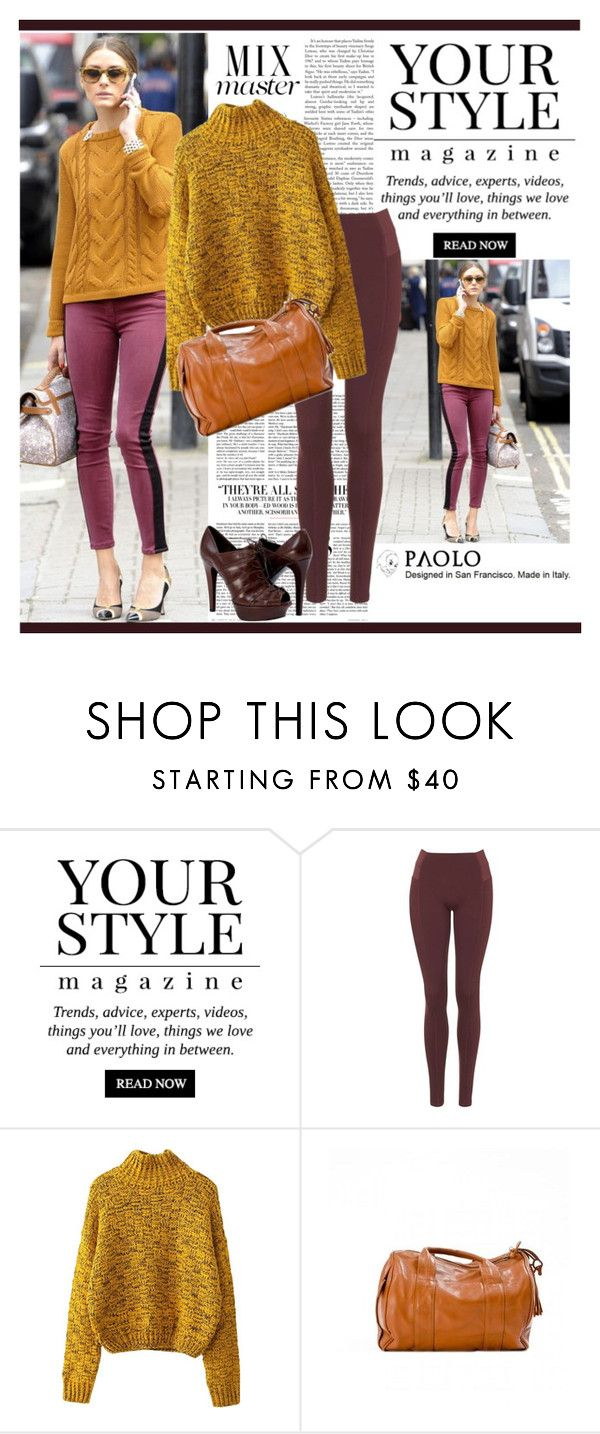 """""""Celebrity in PaoloShoes"""" by spenderellastyle ❤ liked on Polyvore featuring Vanity Fair, Libertine, Pussycat and Rare London"""