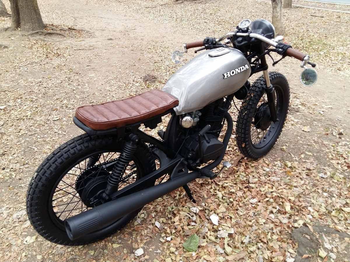 Motos Cafe Racer Honda Y Yamaha 125cc