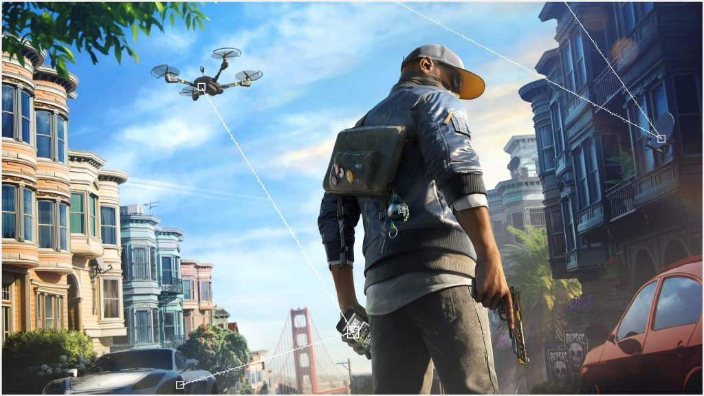 Watch Dogs 2 Ultra Hd Wallpaper Watch Dogs 2 Ultra Hd Wallpapers Watch Dogs Ubisoft Best Background Images