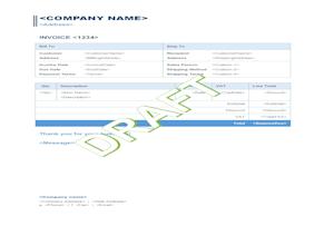 Qbo Proadvisor I Will Design Quickbooks Online Custom Invoice Templates For 25 On Fiverr Com Quickbooks Online Invoice Template Branding Services