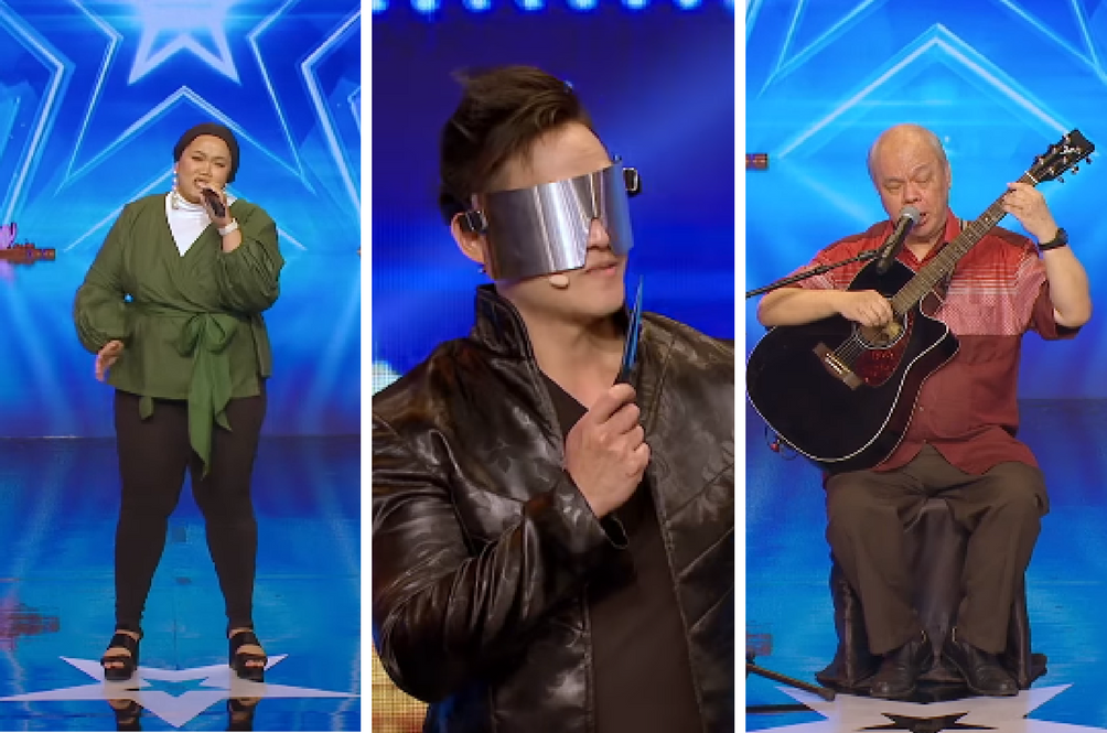 3 Outstanding Malaysian Acts You Should Watch On Asias Got Talent 2 In Case Youve Been Out Of The Loop Asias Got Tal Singing Career Variety Show Mariah Carey