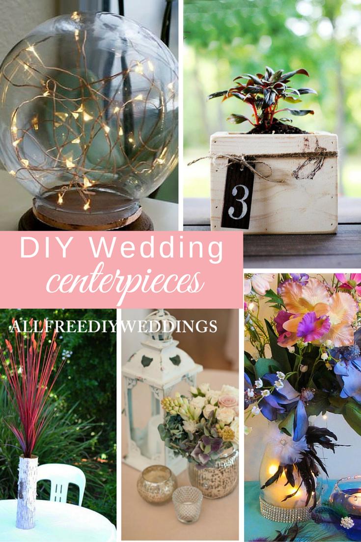 46 DIY Wedding Centerpieces   Pinterest   Centrepieces, Wedding ...