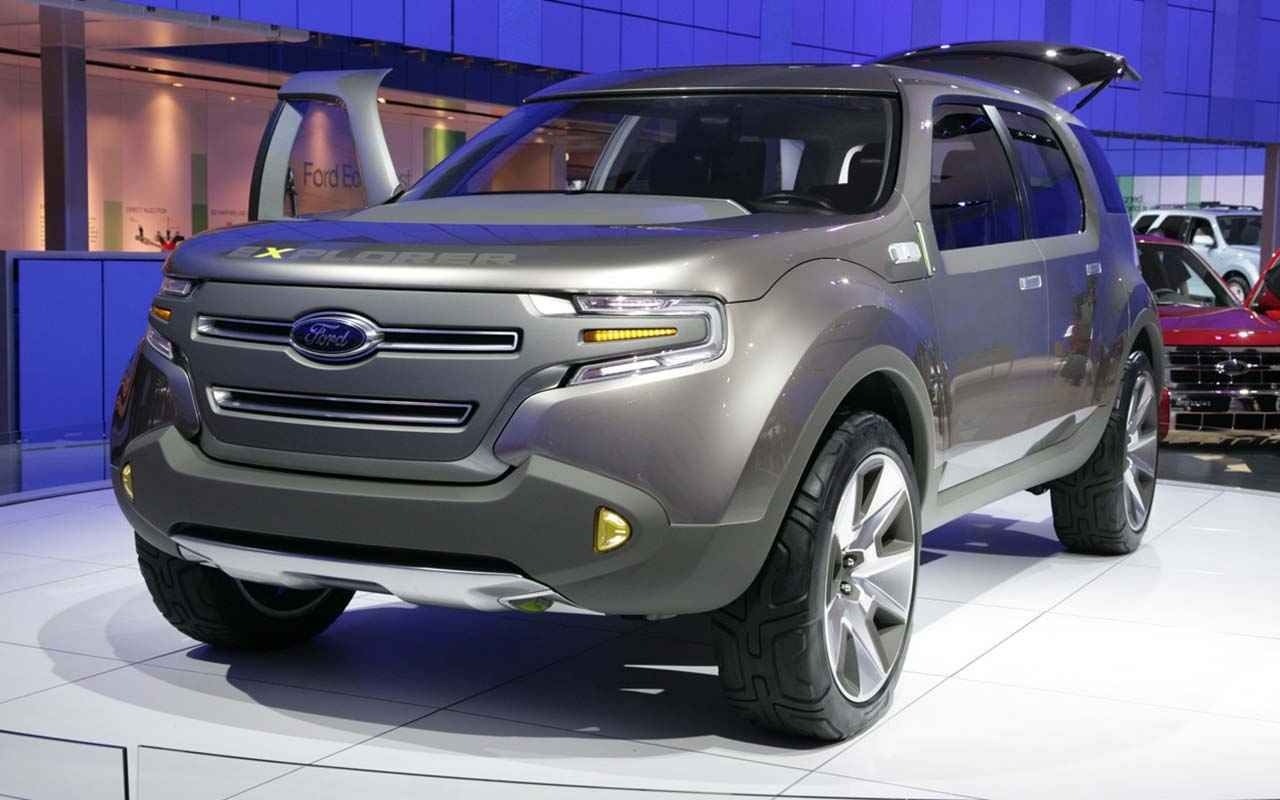 2020 Ford Explorer Sport Redesign, Specs, Price, Release