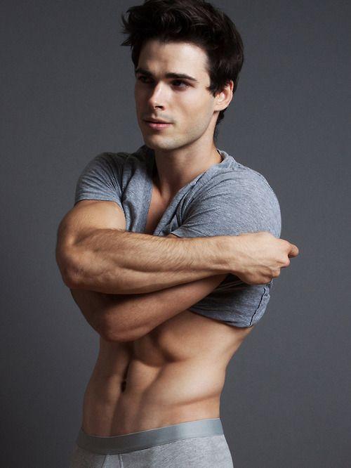 Hot guy pose