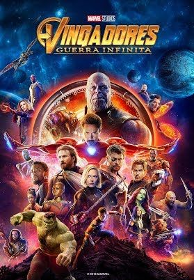 Imagem Por Natanael Silva Em Marvel Dc Vingadores Infinity War