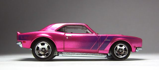 Hot Wheels Cool Classics '68 COPO Camaro