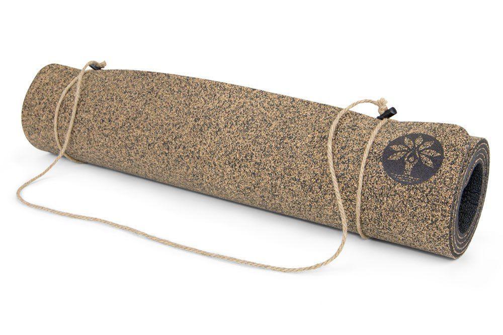 The Best Eco-Friendly Hot Yoga Mat - Native Cork Yoga Mat #corkyogamat Native Cork Yoga Mat #corkyogamat
