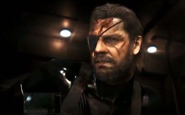 Se ve demasiado Bueno! Go Metal Gear  solid!