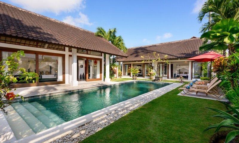Villa Noa Seminyak Bali Indonesia Pool Houses Outdoor Bathrooms Balinese Villa