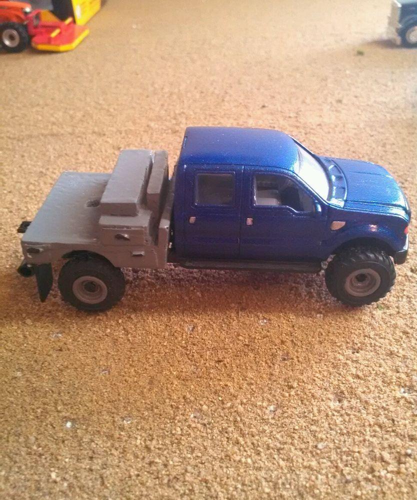 1 64 scale trucks and trailers - 1 64 Custom Ford Welding Truck Ford