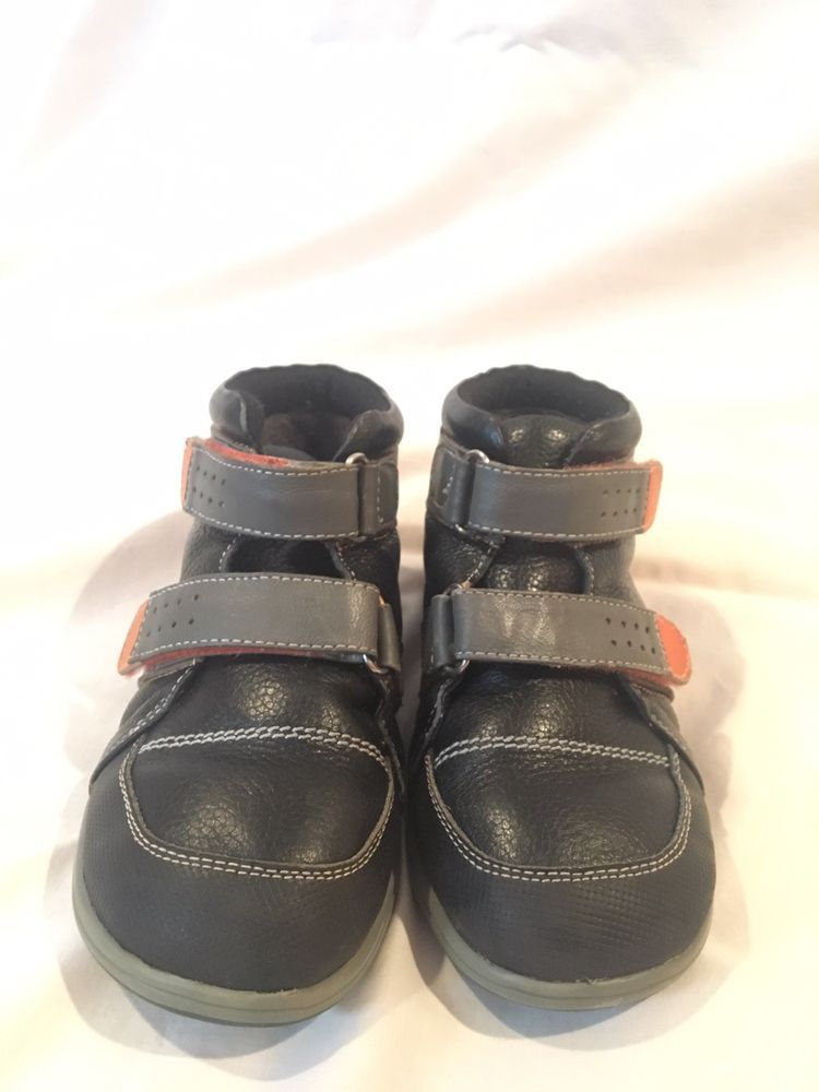 See Kai Run - Boys Black Leather Boots Size 12 US  fashion  clothing  shoes   accessories  kidsclothingshoesaccs  boysshoes (ebay link) 4f225f3f1808