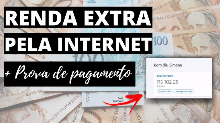 5 SITES PARA VOCÊ GANHAR DINHEIRO NA INTERNET EM 2...