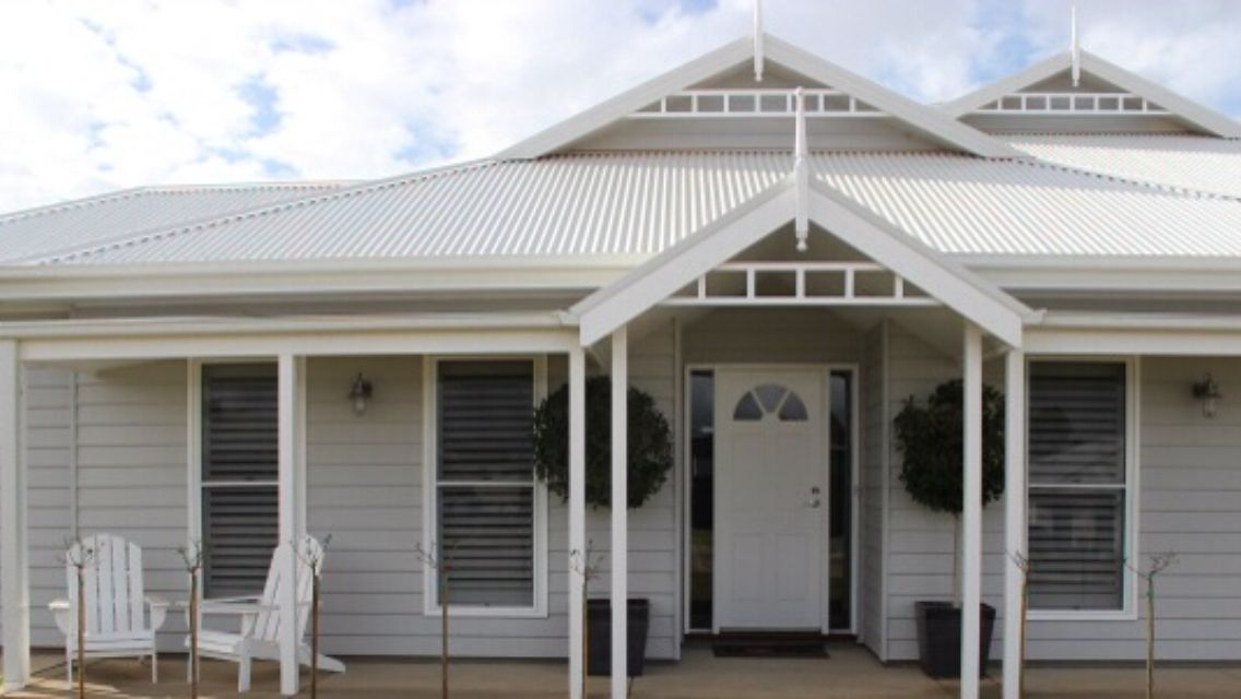 Dulux Shale Grey Grey Weatherboard Colours Pinterest Gray Exterior And