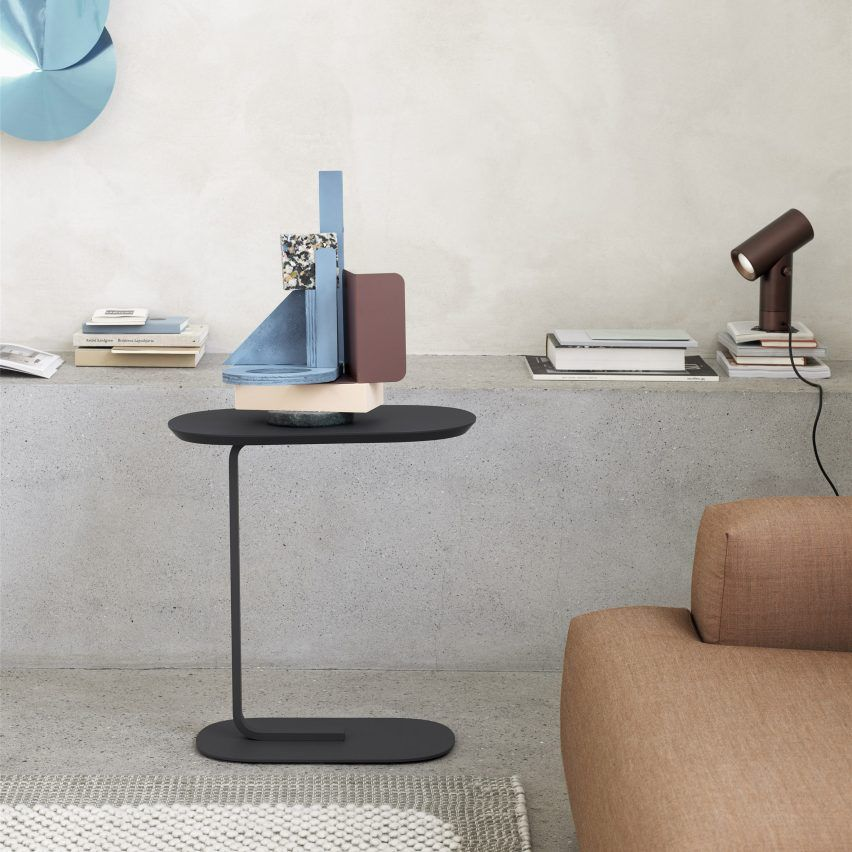Home Office Furniture Essentials Relate Side Table By Big Game For Muuto