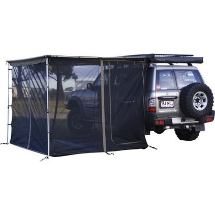 Wanderer 2 5x2 5m Awning Mesh Room Trailer Tent Cool Camping Gadgets Awning