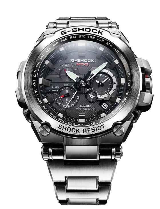 """A $1,000 G-Shock? Casio Unveils That and More at 2013 """"Shock the World"""" Event"""