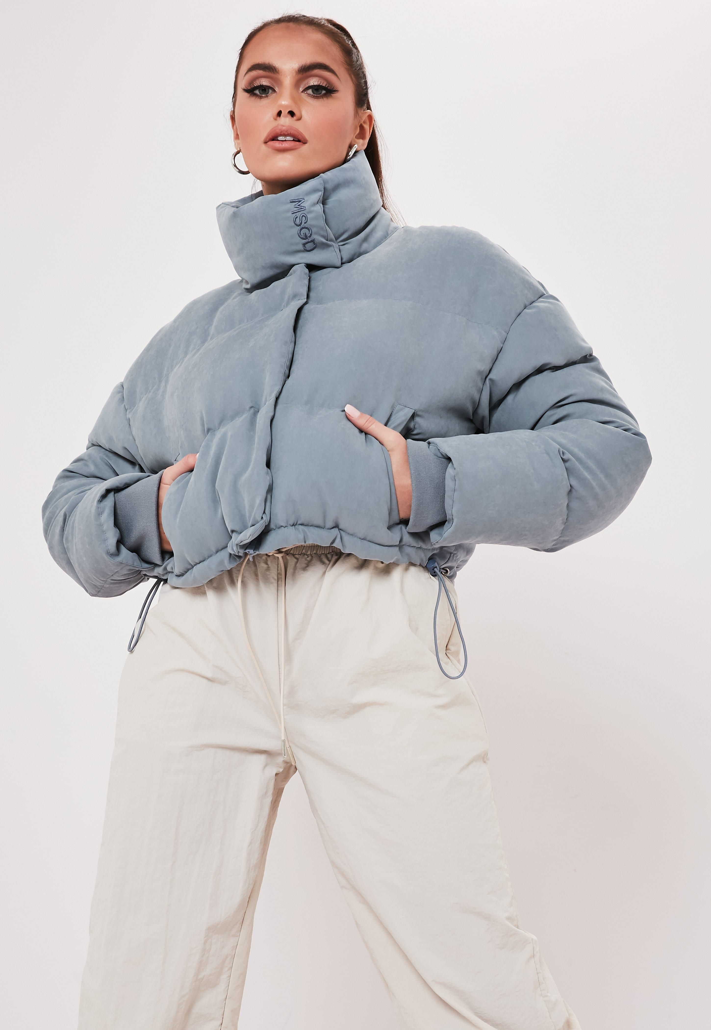 Gray Soft Touch Cropped Puffer Jacket Sponsored Touch Paid Soft Gray Puffer Jacket Women Cropped Puffer Jacket Puffer Jacket Outfit [ 4200 x 2900 Pixel ]
