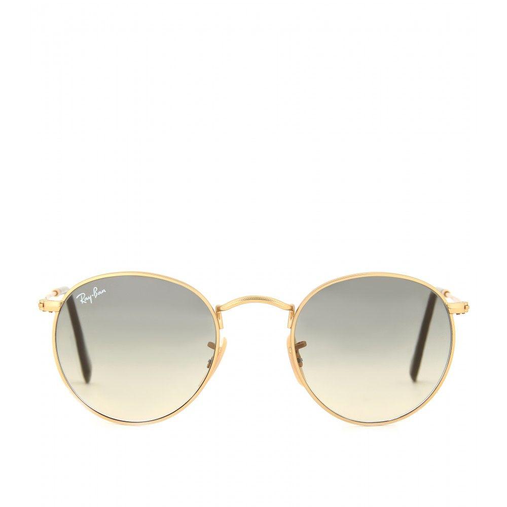 38c73d69b9e73 Ray-Ban round metal sunglasses RB3447
