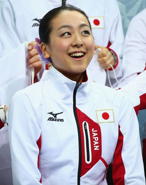 Mao Asada - Figure Skating - Winter Olympics Day 1