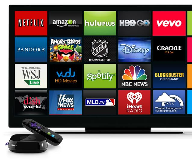 Stream any movie to your tv from your wireless