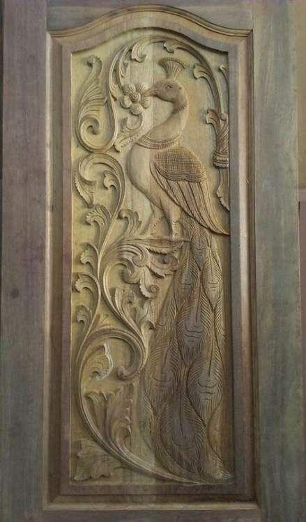 Classical Wooden Single Door Designs For Room: Bathroom Door Indian 46 Ideas #bathroom