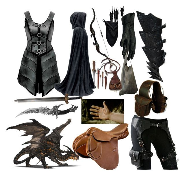 U0026quot;Dragon Rideru0026quot; by elshaffer liked on Polyvore featuring myMIST | My Polyvore Finds | Pinterest ...
