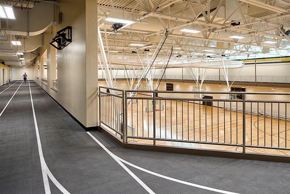 Burnsville High School Field House Gym Track Basketball Sports Architecture Design Education House Gym Gymnasium Architecture Architecture