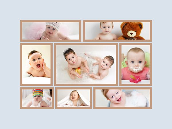 Photo Collage Samples & Templates | Collage Maker for Mac ...