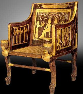 The Popularity Of Wicker Transcended From Egypt And Ancient Sumerian  Civilizations To Rome, Various European