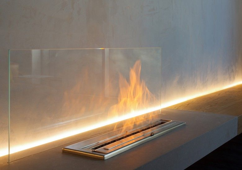 Fireplace Ideas Design Inspiration Fire places Wall mounted