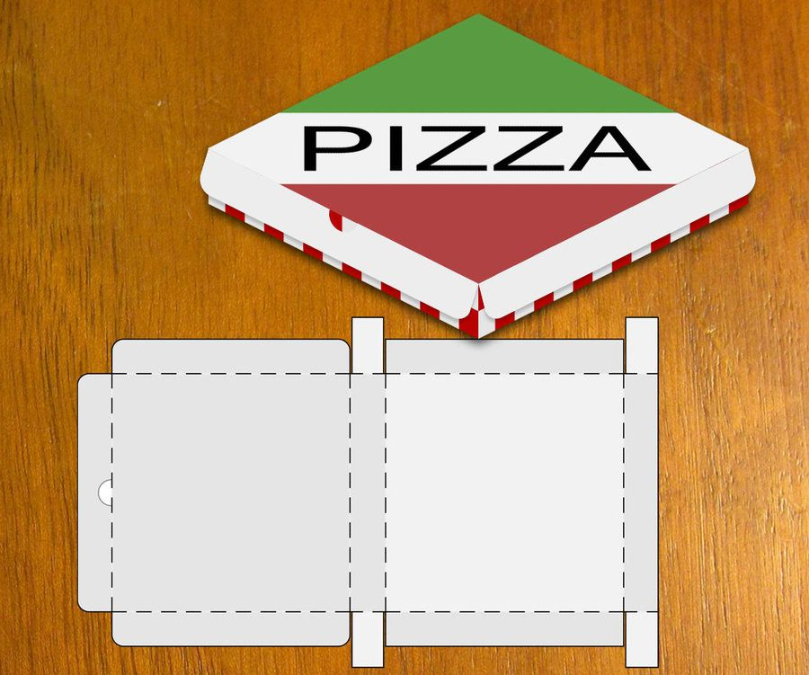 8 best photos of pizza box printable my froggy stuff printables.