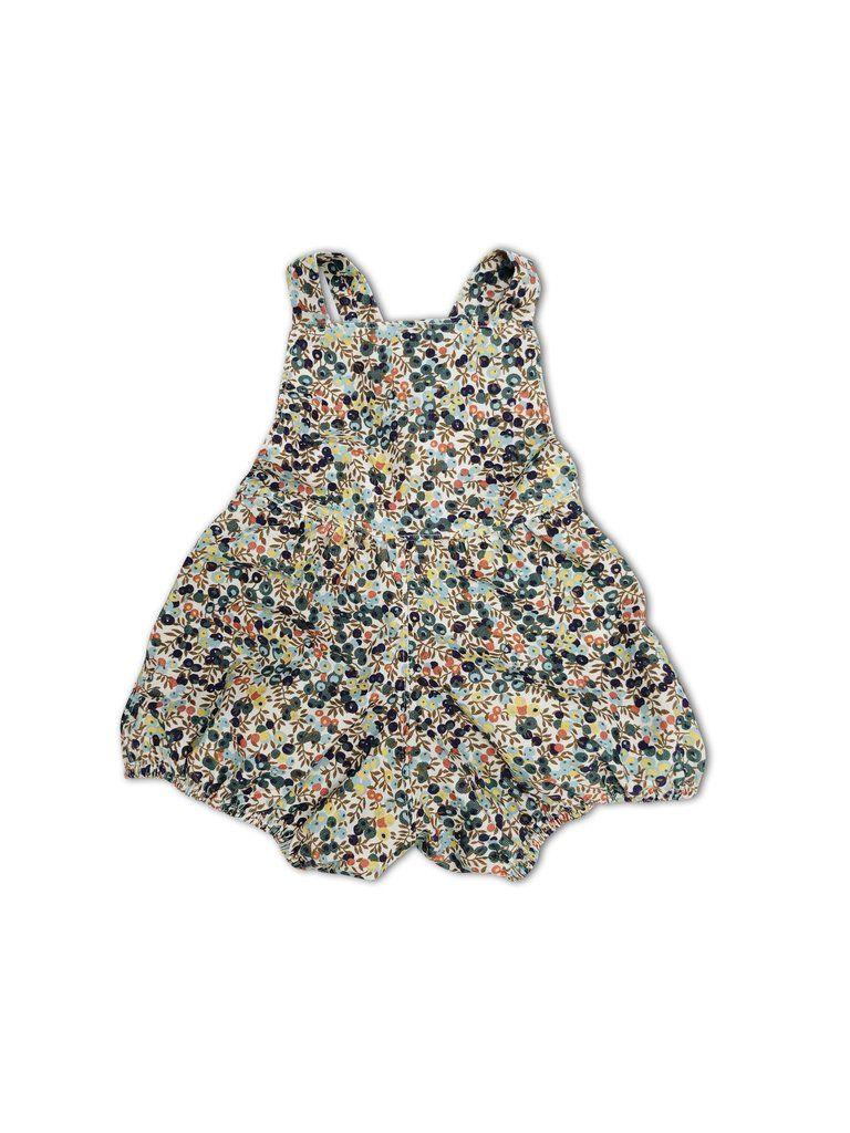8a7ee48c03 Mabel playsuit in wiltshire floral corduroy | BABIES. | Playsuit ...