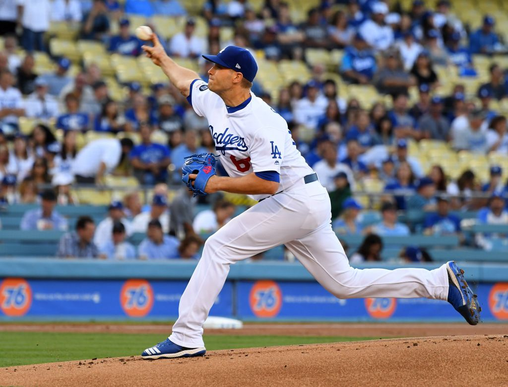 Dodgers Trade Relief Pitcher Casey Sadler To The Cubs Major League Baseball News Trong 2020