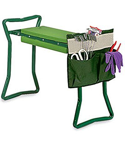 Garden Tool Pouch For Kneeler Gardening For The Elderly