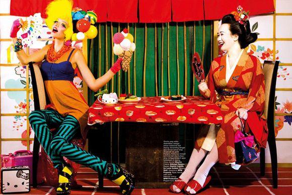 Harper's Bazaar Indonesia December 2011