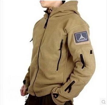 Tan Boyfriend  Coat Ranger Jacket Tad Fleece Polartec Outdoor Military  Tactical Jacket Men Thermal Breathable Lightweight Sports Clothing Fleece  Jacket ... 432839e2a23