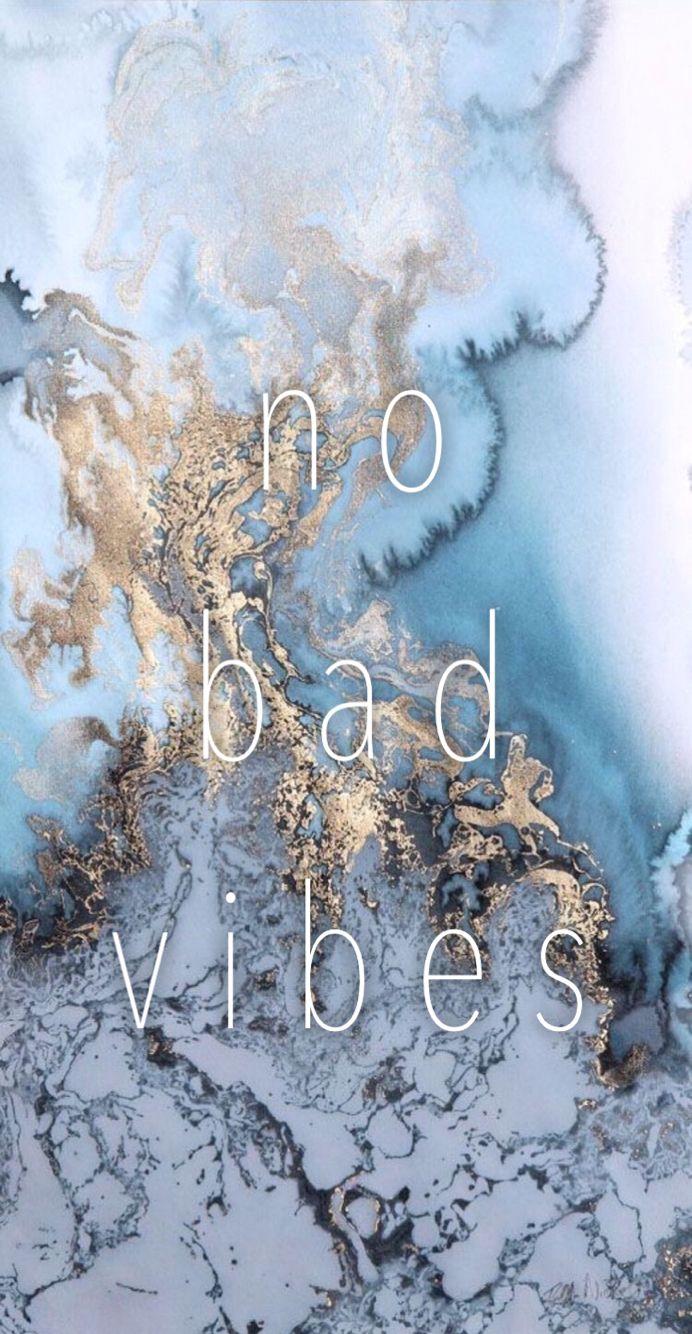 Good Vibes Only Fond D Ecran Telephone Fond D Ecran Marbre Oeuvre D Art