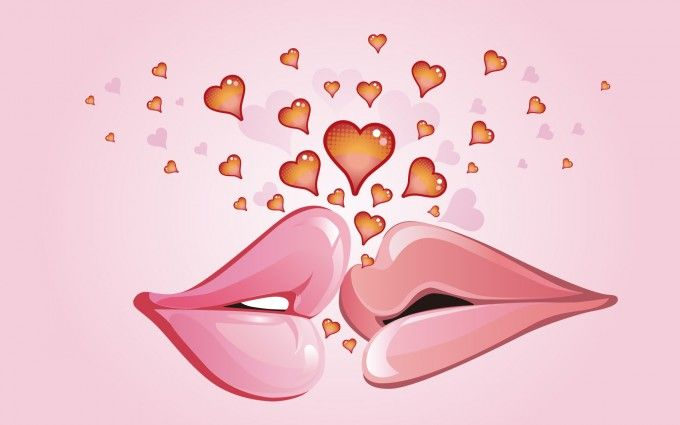 hd wallpapers love kiss | Romantica | Pinterest | Hd wallpaper, 3d ...