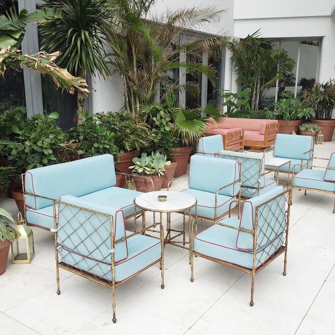 The Living Room Bar Miami: Faena Hotel Miami Beach