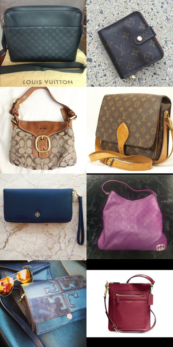 Shop LV, Tory Burch, Gucci, Celine and other brands at up to off retail  prices! Click image to install the FREE Poshmark app ...