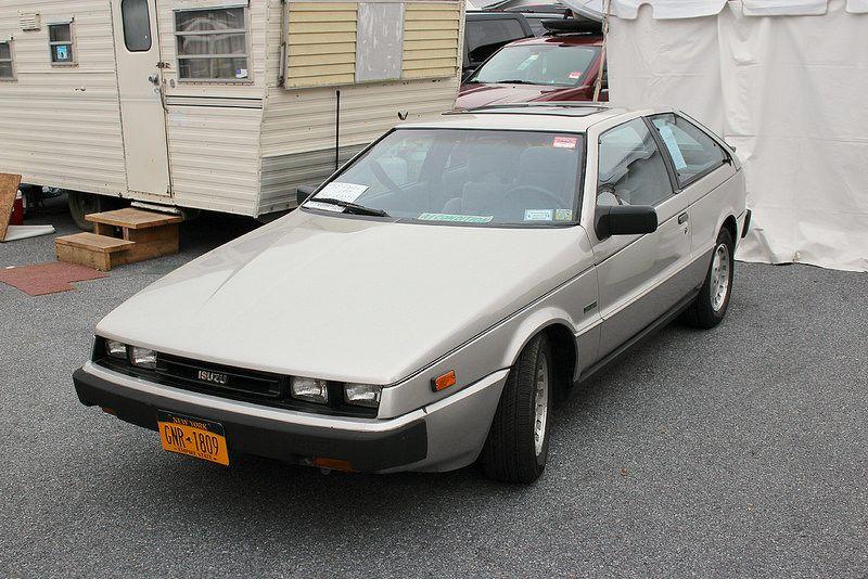 1988 Isuzu Impulse Lotus coupe