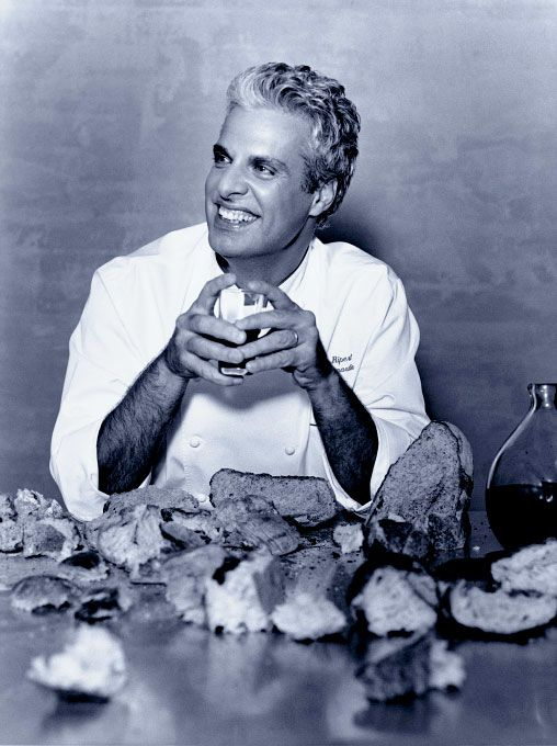 One of my biggest role models, Eric Ripert. Dedicated, successful, sustainable, and kind.
